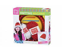 Набор для вязания, вязаные,набор для плетения,детские наборы творчества,наборы для творчества,плетение