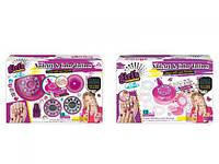 """Игрушечный набор """"Маникюр и тату."""", Детская декоративная косметика для девочек,Косметика для детей,Детская"""