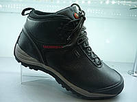 Ботинки Merrell черные кожа 39938