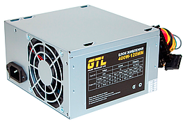 Блок питания GTL 400W 80mm (GTL-400-80)