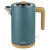 Електричний чайник Зелений Husla (73906)