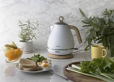Електричний чайник Білий Husla (73901)
