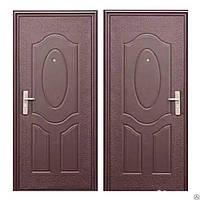Дверь входная Эконом 860 на 2050 левая