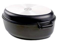 Гусятница БИОЛ антипригарная крышка-сковорода 6 л (Г601П)(G601P)