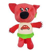 """Плюшевая игрушка """"Ми-Мишка"""", красный, мягкие игрушки,плюшевый мишка,большие мягкие игрушки,плюшевый медведь"""