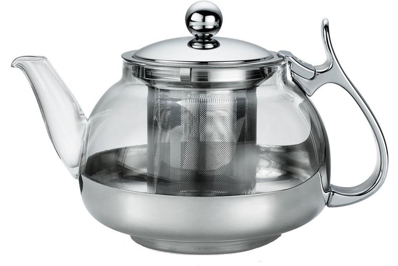 Чайник заварювальний KUCHENPROFI LOTUS 1.2 л (KUCH1045812800)