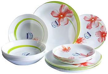Сервиз столовий Luminarc Sweet Impression Diwali 19пр (P7078)