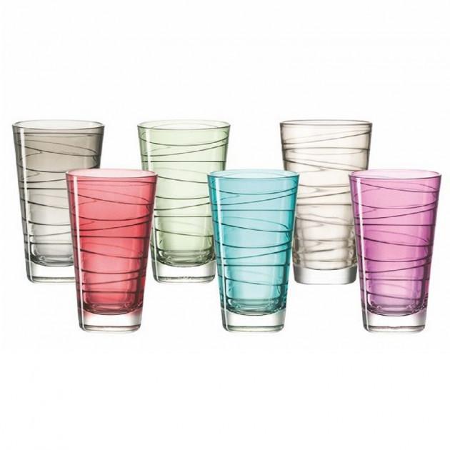 Набор стаканов LEONARDO Vario 280 мл 6 шт (L047285)