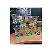 Набор стаканов для виски 6 шт. 320 мл Bohemia Cooper (99999 AC015 029 X)