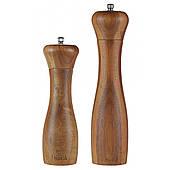 Набор мельниц для перца и соли, изготовленных из древесины акации  Husla (73911)