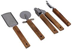 Комплект кухонных аксессуаров 4 предмета Husla (73957)