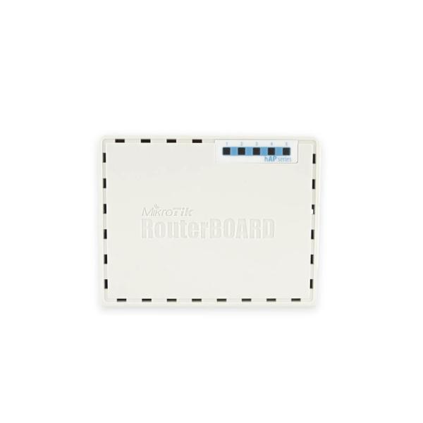 Стационарный роутер Mikrotik RB951Ui-2nD с поддержкой 3G/4G USB модемов