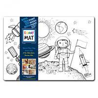 """Веселый коврик """"Космос"""", товары для творчества,раскраски,dankotoys,игрушки товары для детей"""