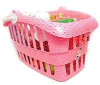 Корзинка для супермаркета с набором продуктов (362.в.2) орион