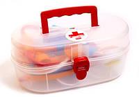 Детский набор доктора в чемодане орион (914)
