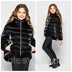 Демисезонная куртка для девочек Медисон бренда Cvetkov Размеры 128- 158 Новинка!