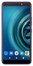"""Смартфон Tecno POP 4 2/32Gb 5,99"""" со сканером отпечатков пальцев и мощной батареей 5000 мАч синий"""