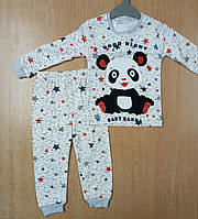 Костюм-пижама интерлок р.92