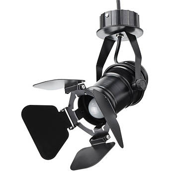 Світильник світлодіодний трек підсвітка Loft SK74235 Е27 230V чорний