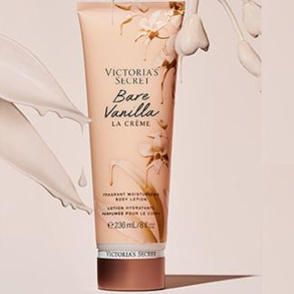 Лосьон для тела Victoria's Secret Bare Vanilla La Creme 236 мл (оригинал)