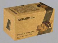 Чай Gingery line (черная смородина)