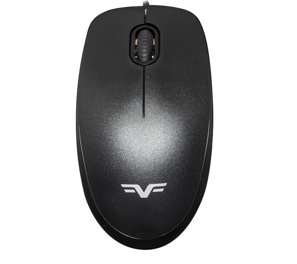 Мышь Frime FM-100B Black 1,8м USB