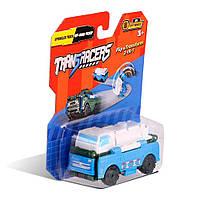 Машинка трансформер TransRacers 2 в 1 Автоцистерна и Внедорожный пикап (6523177)