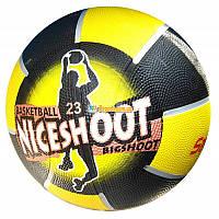 Мяч баскетбольный NICESHOOT №7.