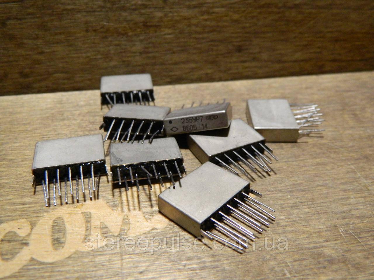 Мікросхема 235УР7 86год