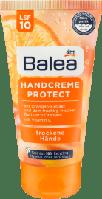 Balea Handcreme Protect mit Vitamin C + LSF 10 крем для сухой кожи рук c витамином С + SPF 10 75ml