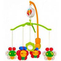 Мобиль пластиковый бабочки canpol babies (2-172)