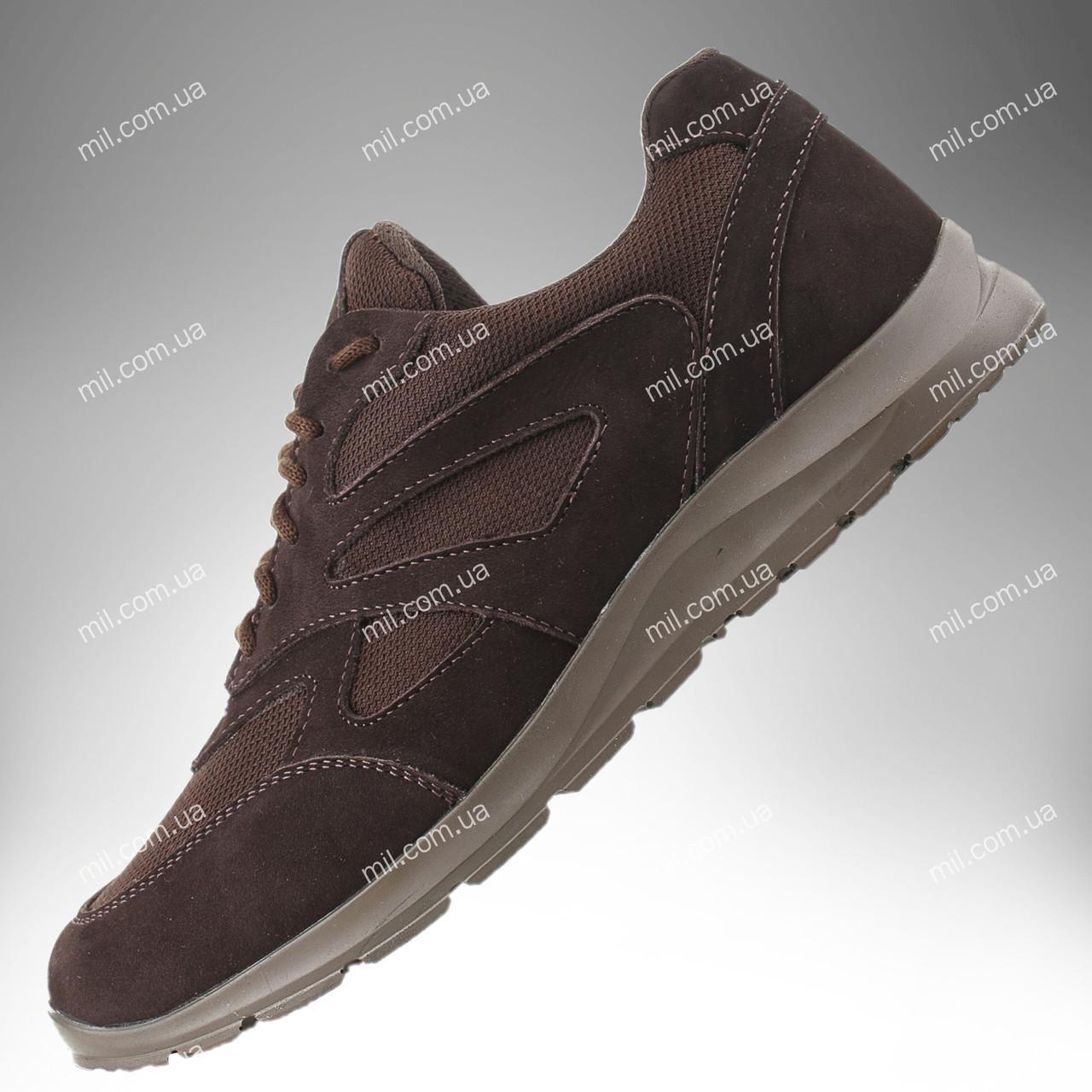⭐⭐Кросівки тактичні демісезонні / військова взуття SICARIO (шоколад) | військові кросівки, тактичні