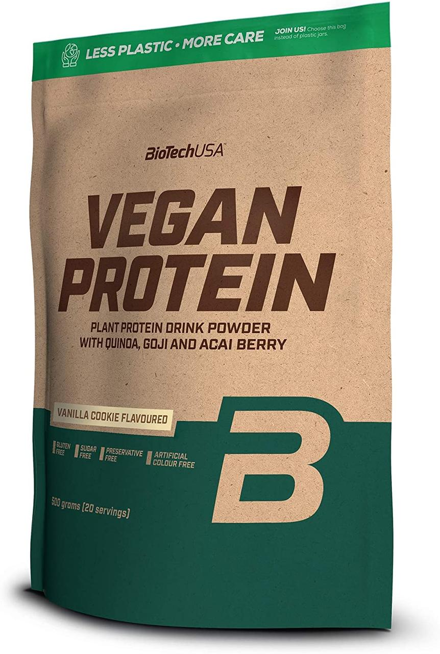Bio Tech Vegan Protein 500 g