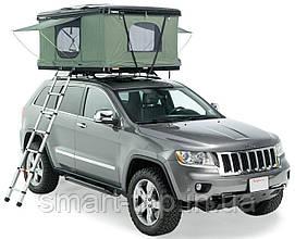 Палатка - Багажник Thule Tepui HyBox 2 двухместная на крышу авто - черный зеленый 901100