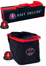 Набір сумок Amy для кальяну (велика і мала)