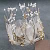 Корона на голову круглая, корона для волос, фото 2