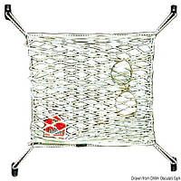 Сетка для хранения предметов, 400х200 мм, Osculati.
