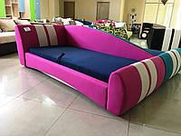 Кровать Формула для девочки - розового цвета