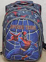 Рюкзак вместительный детский Человек паук (Турция)