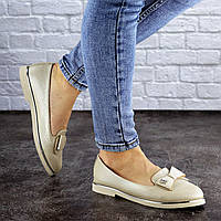 Женские туфли Fashion Denali 1964 36 размер 23,5 см Бежевый