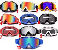 Лыжная маска moto ktm v2 горнолыжные очки защита от uv, фото 1