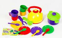 Детская посудка юника 16 элементов