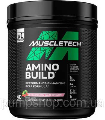 Амінокислоти MuscleTech Amino Build Next Gen 30 порц., фото 2