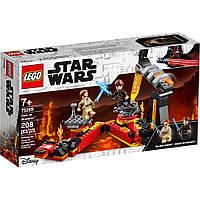LEGO Star Wars 75269 Бой на Мустафаре