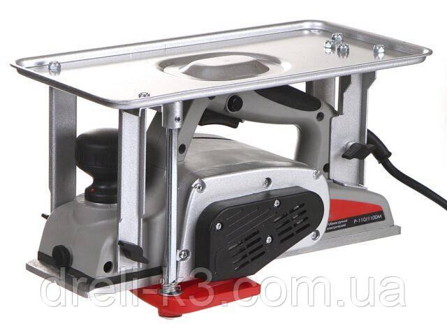 Рубанок электрический Интерскол Р-110/1100М