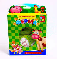Развивающая игра Ферма Vladi Toys (VT1801-02)