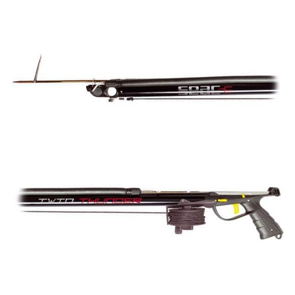 Ружье TWIN THUNDER 95 резинка