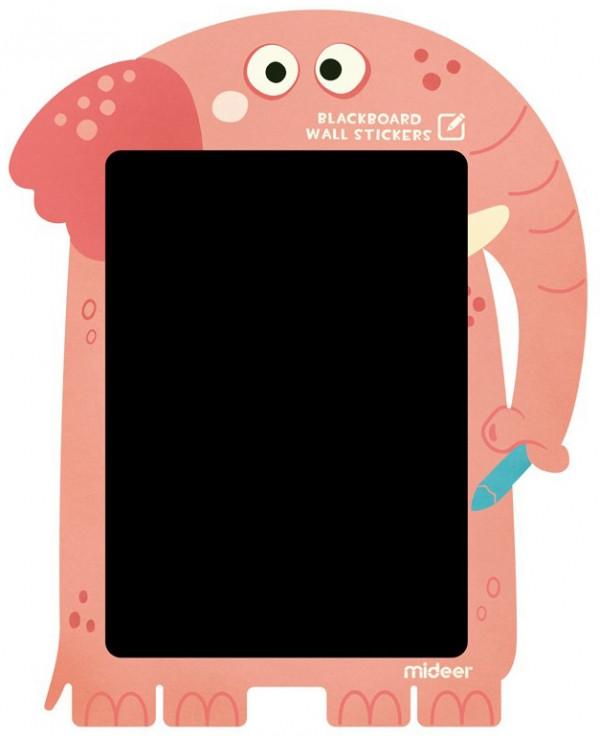 Mideer Доска для рисования мелом Слон, 64*50 см