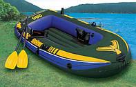 Надувная лодка intex 236х114х41 см (68347)
