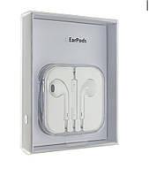 Наушники еирподс AA 3,5мм Apple iPhone Earpods (упаковка пластик)